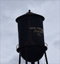 Image for Darlington Veneer Corp Water Tower, Darlington, SC, USA