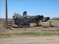 Image for Unmarked Threshing Machine - Namao, Alberta