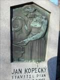 Image for Relief Jan Kopecký - Praha, Czechia
