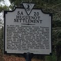 Image for Huguenot Settlement