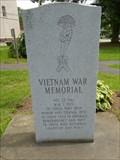 Image for Vietnam War Memorial, Village Green Park, Bainbridge, NY, USA