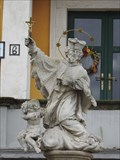 Image for Socha Svatý Jan Nepomucký - Paclavice, Czech Republic