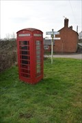 Image for Red Telephone Box - Cranoe, Leicestershire, LE16 7SP