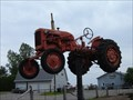 Image for Allis Chalmers Tractor -  Bowmanville