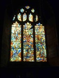 Image for Modern West Window, St Peter's, Martley, Worcestershire, England