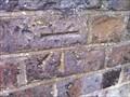 Image for Cut Benchmark on Hodge Bower in Ironbridge, Shropshire