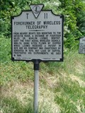 Image for Forerunner of Wireless Telegraphy