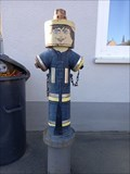 Image for Painted Hydrant, Firehouse - Münchberg, BY, Germany