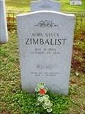 Image for Alma Gluck Zimbalist - New Hartford, CT