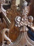 Image for Bench Ends - All Saints - Beyton, Suffolk