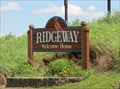 Image for Welcome to Ridgeway, WI