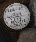 Image for T16S R9E S18 19 1/4 COR - Deschutes County, OR