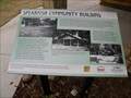 Image for Spearfish Community Building - Spearfish, South Dakota