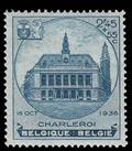 Image for Hôtel de ville de Charleroi - Charleroi - Belgique