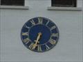Image for Elmelunde Kirke Tower Clock - Elmelunde, Møn, Denmark