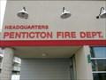 Image for Headquarters Penticton Fire Dept.