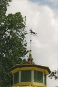 Image for Humbolt North Weather Vane - Tower Grove Park, St. Louis, MO