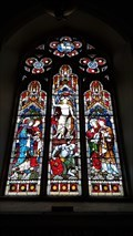 Image for Stained Glass Windows - St Peter - Baylham, Suffolk