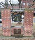 Image for Jefferson County Bicentennial Bell - Dandridge, Tennessee