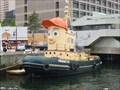 Image for Theodore the Tugboat Replica - Halifax, Nova Scotia, Canada
