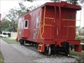 Image for Southern X703 Caboose - Thomasville, NC