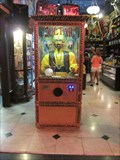 Image for Zoltar at Houdini's Magic Shop at NYNY - Las Vegas, NV