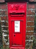 Image for Victorian Wall Post Box - Warnham - West Sussex - UK