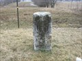 Image for MASDIX West Line Stone 109, 1767, Pennsylvania-Maryland