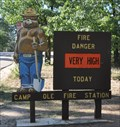 Image for Camp Ole Fire Station Smokey