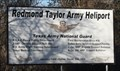 Image for Redmond Taylor Army Heliport -- Grand Prairie TX Armed Forces Reserve Complex