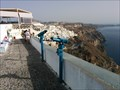 Image for BINOs at tourist promenade, Fira, Santorini island