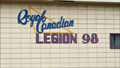 "Image for ""Royal Canadian Legion Branch #98"" - Enderby, BC"