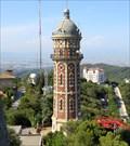 Image for Torre de les Aigües del Tibidabo - Barcelona, Spain