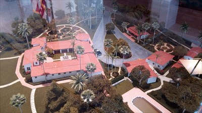 Casa Pacifica - Richard Nixon Presidential Library and
