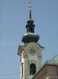 Image for St. Sebastianskirche Bell Tower - Salzburg, Austria