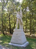 Image for 10th Wisconsin Infantry Monument ~ Chickamauga Georgia