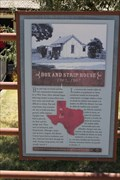 Image for Box and Strip House -- Ranching Heritage Center, Lubbock TX