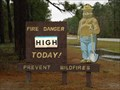 Image for Smokey Bear - Charlton County Forestry Unit - Folkston, GA