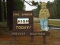 Image for Smokey Bear - Charlton County Forestry Unit - Folkston, GA