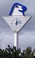 Image for Silja Line clock - Turku, Finland