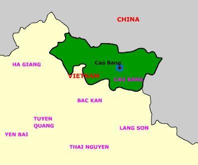 Ban Gioc Falls Vietnam Waterfalls On Waymarking Com