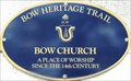 Image for Bow Church - Bow Road, London, UK