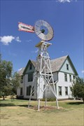 Image for Eclipse Windmill -- Ranching Heritage Center, Texas Tech University, Lubbock TX