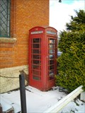Image for Red Telephone Box - Hittfeld, Germany