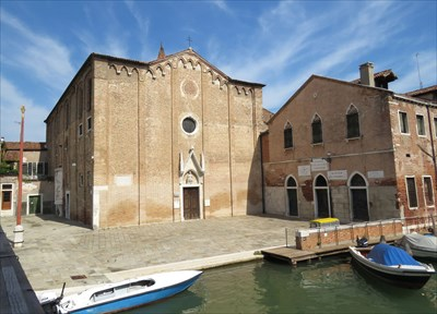 Piscina Sant Alvise Venezia.Chiesa Di Sant Alvise Venezia Italy This Old Church On