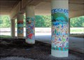 Image for Overpass Support Murals  -  Sciotoville, OH