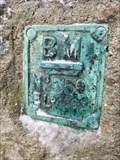 Image for Benchmark Plate BM 8550 Beltline Trail Bridge