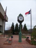 Image for Carthage, NC Town Clock