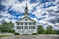 Image for Second Rindge Meetinghouse, Horsesheds and Cemetery - Rindge NH
