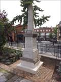 Image for Charles Wesley & Family - The Memorial Garden of Rest, Marylebone High Street, London, UK